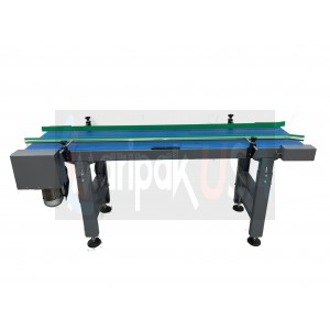 "SMART Sync - Motorized Flat Belt Conveyor - 18"" x 157"""