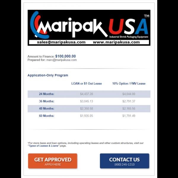 Maripak - IMPACK PRO Series