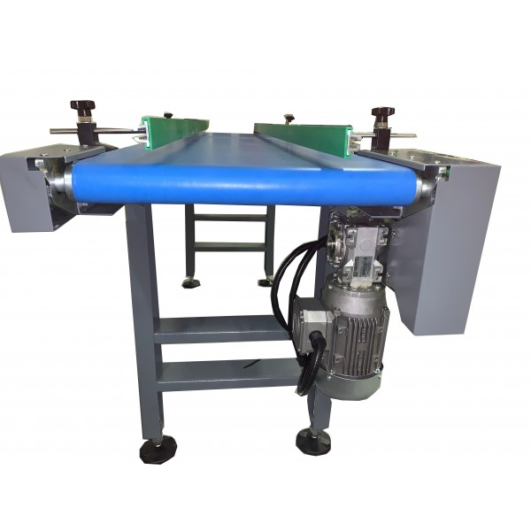 "Maripak USA - SMART Sync - Motorized Flat Belt - Conveyor - 18"" x 118"""