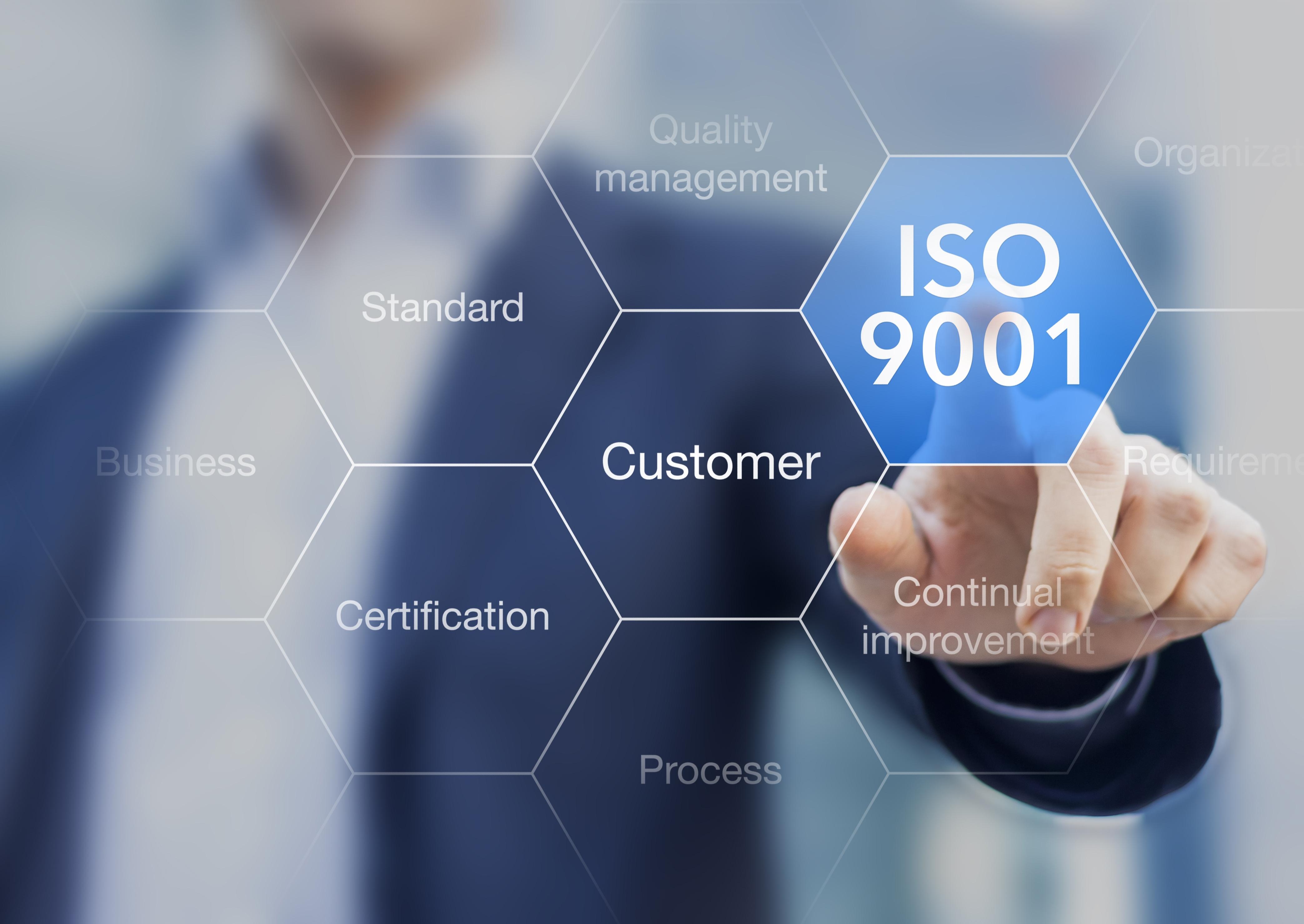 Maripak ISO 9001 Standards